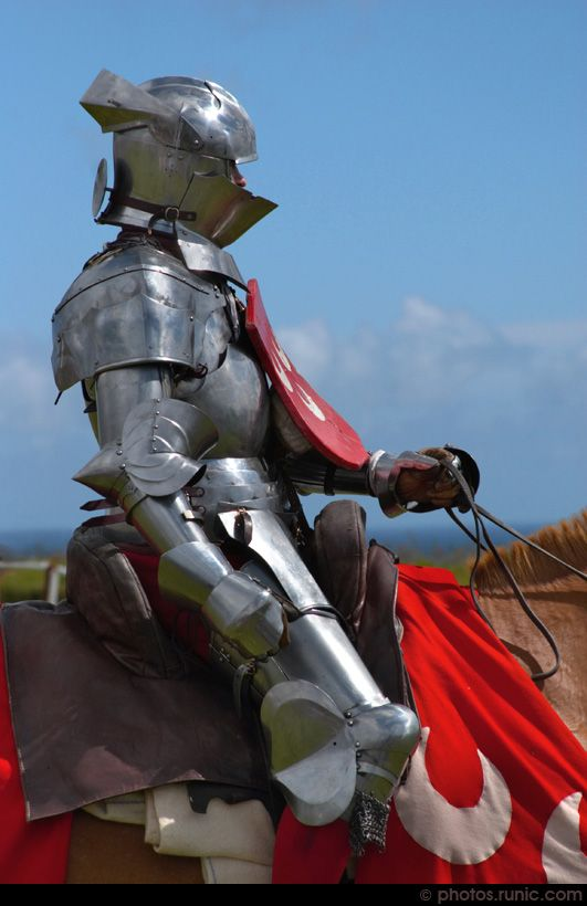 Jousting Knight by runique.deviantart.com