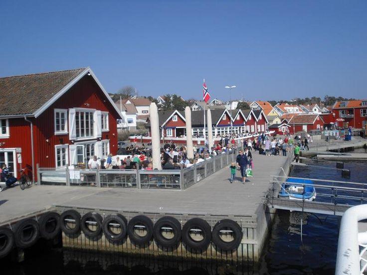 Hvaler Turistinformasjon Foto: Tove Bergseng
