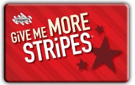 TGI FRIDAYS STRIPES CLUB - RAD Coupons, Promos, Giveaways, Shopping Tips - theDealyo.com