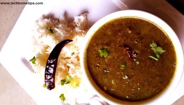Chainsoo Recipe - Uttarakhand Recipe