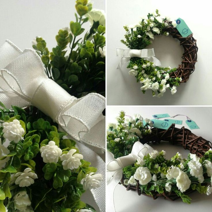 #flowers #homedecor #cudne_wianki #wreath #homedecor #handmade