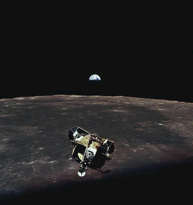 drawing apollo 11 moon lander - photo #31