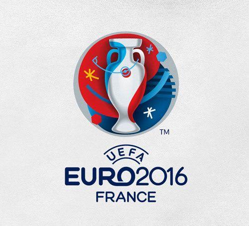 Presentada la imagen para la Eurocopa 2016 diseñada por los portugueses Brandia Central