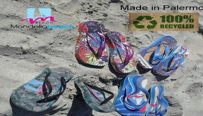 Sicilianas N-design: è flip-flop mania (per essere snob anche in spiaggia)