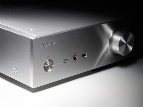 Grand Class Network Audio Amplifier SU-G3 von Technics auf der klangBilder|15 #amplifier #technics #klangbilder