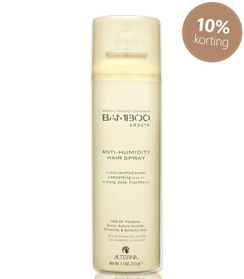 Alterna Bamboo Smooth Anti Humidity Hair Spray #Alterna #Bamboo #haarproducten #haarverzorging #kappersbenodigdheden