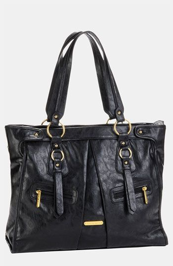 Timi & Leslie diaper bag... Diaper bags become your purse for at least a year!