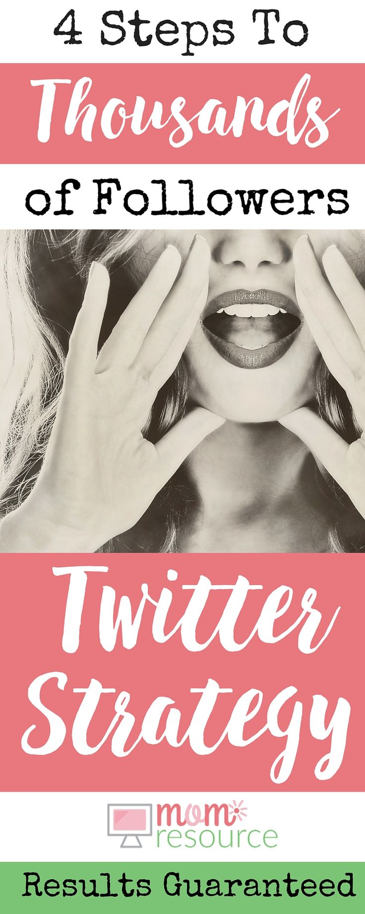 A Twitter strategy that works! 4 Twitter tips will guarantee you grow your…