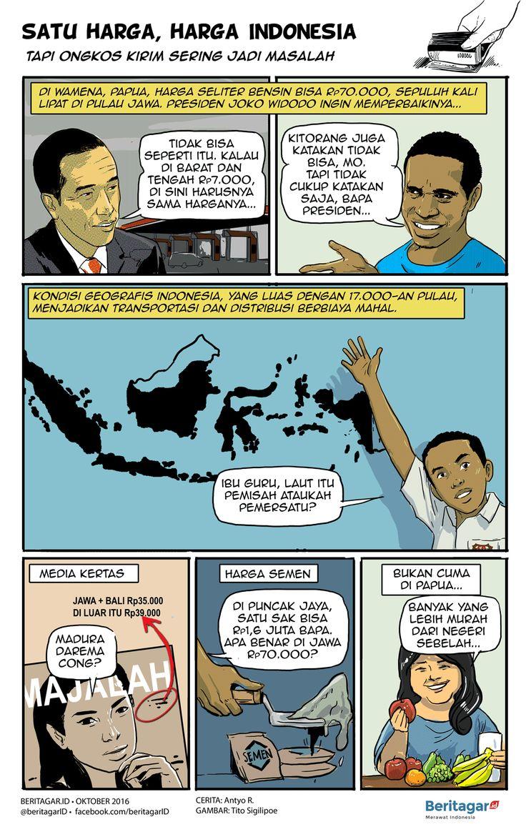 REPOT   Negeri besar berupa daratan, seperti Amerika Serikat dan Australia, tak mengalami keribetan negeri besar kepulauan macam Indonesia.