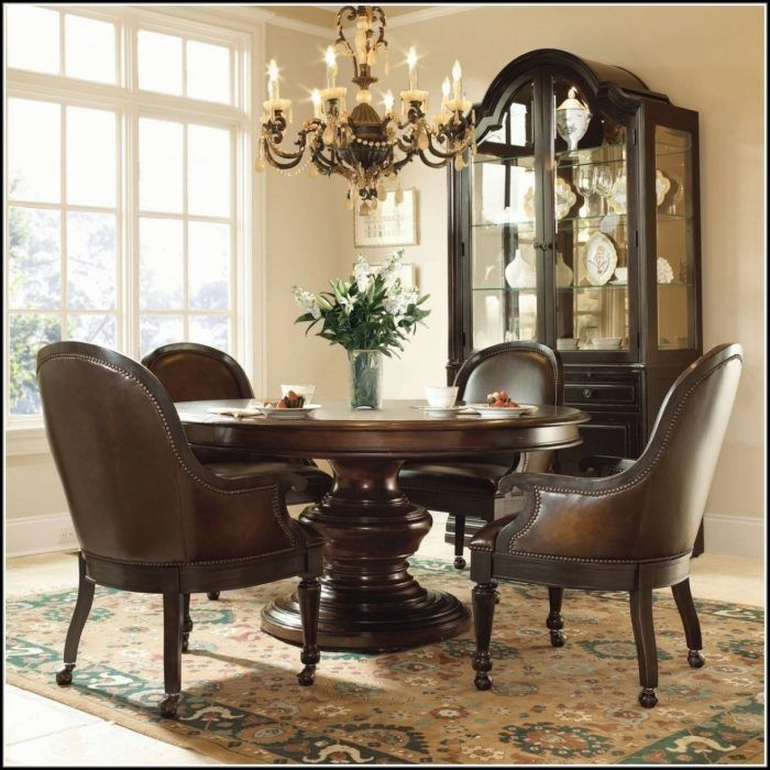 Beautiful Casual Dining Room: 25 Beautiful Casual Dining Chairs With Casters