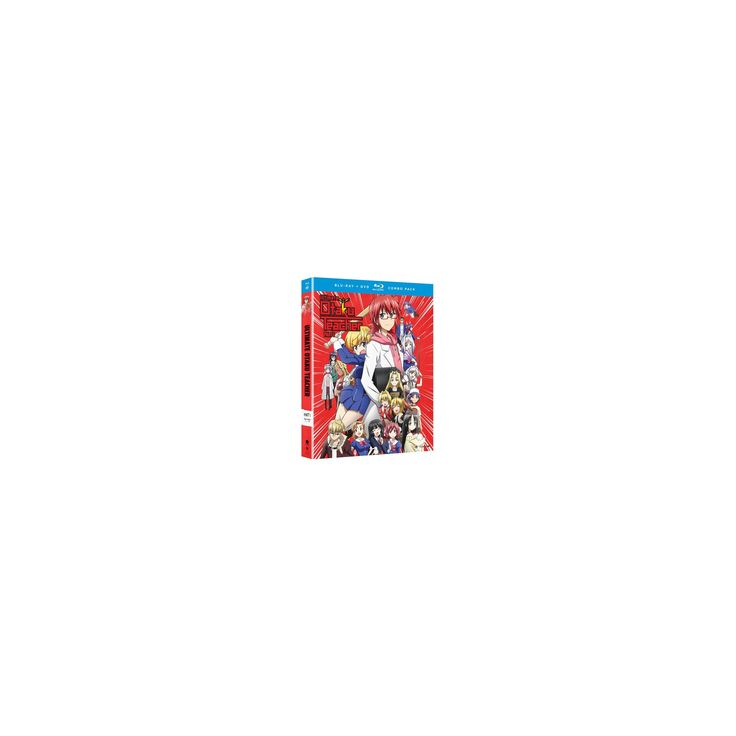 Ultimate Otaku Teacher:Season One Par (Blu-ray)