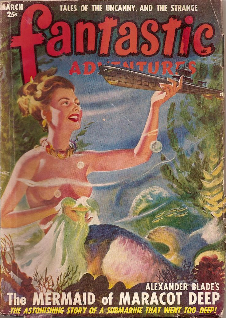 58 Best Images About Underwater Comic Book Covers On Pinterest