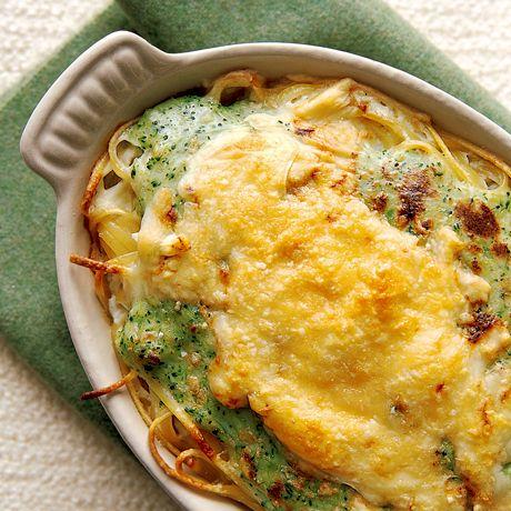 ブロッコリーのパスタグラタン | 藤井恵さんのパスタの料理レシピ | プロの簡単料理レシピはレタスクラブニュース