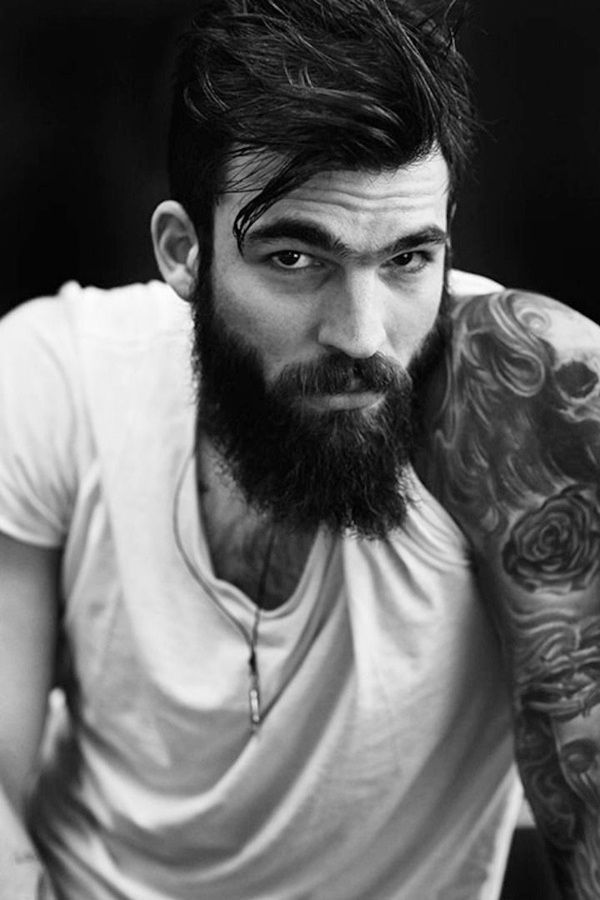 35 Men Hairstyle With Beard Ideas To Stay Stylish