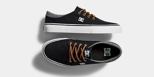DC Shoes : Zapatos & Ropa de Skate, Snowboard y Surf