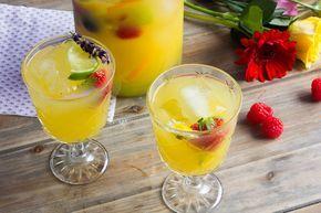 Zomertip: heerlijke sangria met gin en cava   VTM Koken