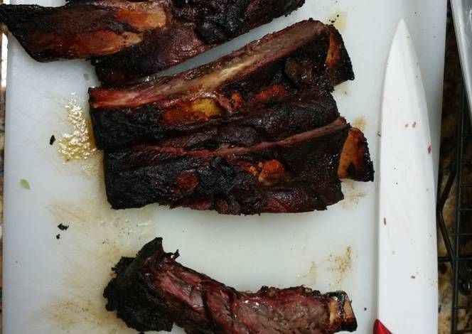 beef back ribs Recipe - Let's try to make Florida beef back ribs ...