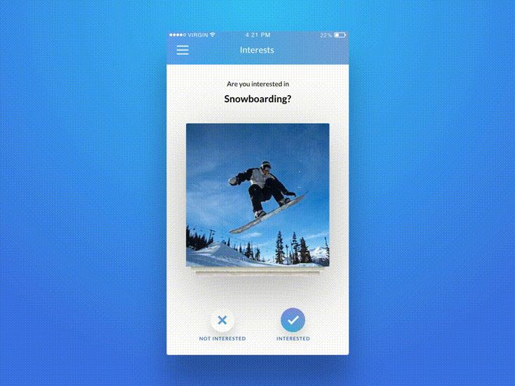 UI Interactions of the week #38