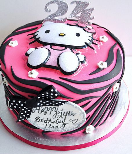 13 best Hello Kitty Cakes images on Pinterest Birthday cakes