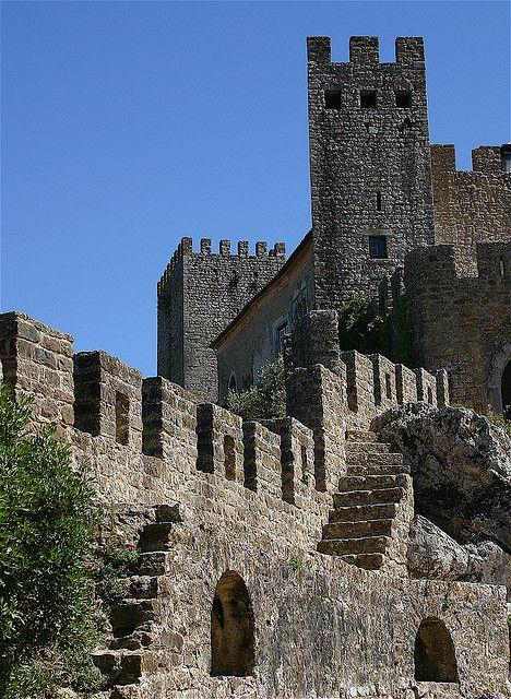 Eastern Rise, Obidos Castle | Portugal  #travel