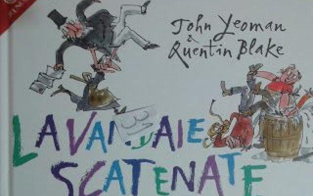 """Le lavandaie divertenti, irriverenti, scatenate di John Yeoman e Quentin Blake Le """"Lavandaie scatenate"""" di John Yeoman e Quentin Blake per parlare di femminismo, diritti dei lavoratori, differenze di genere ma sopratutto per passare dei momenti divertenti, irriverenti e scatena #libri #bambini #quentinblake"""