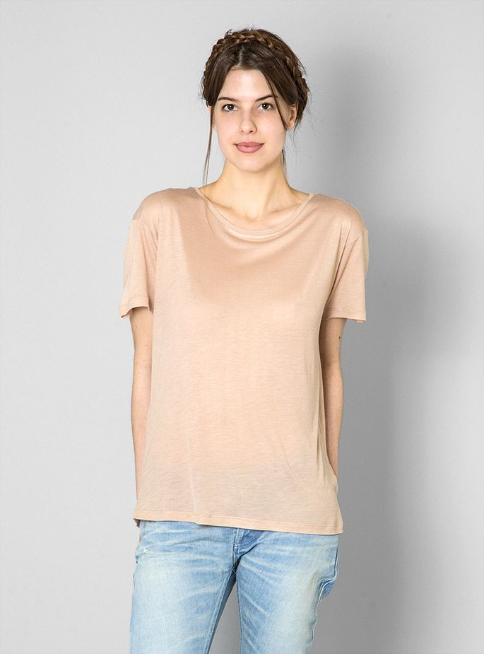Couverture and The Garbstore - Womens - Baserange - Loose Tee
