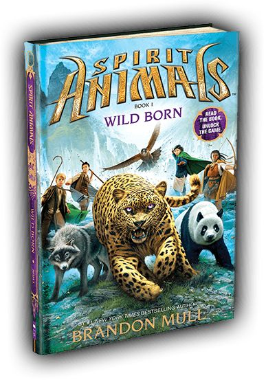 Spirit Animals: a books series written by several authors. 4-7th grade