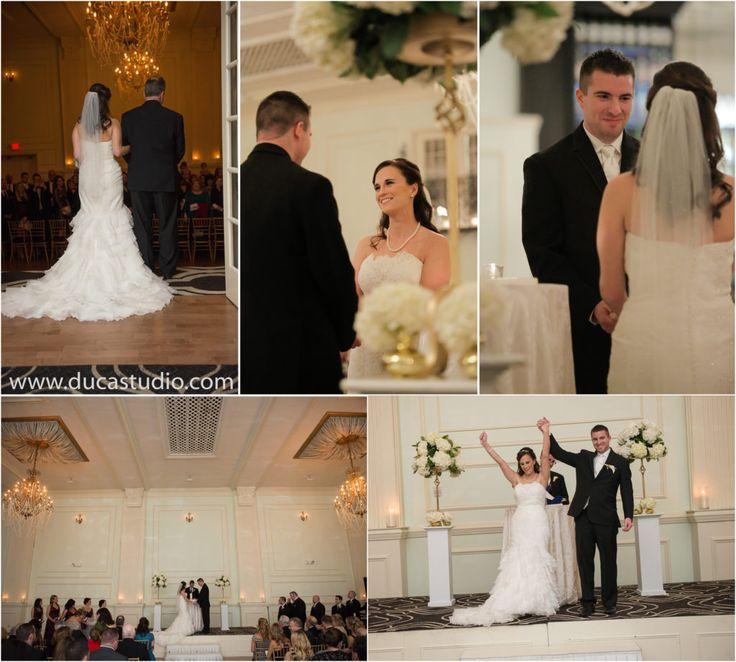 CESCAPHE BALLROOM WEDDING CEREMONY