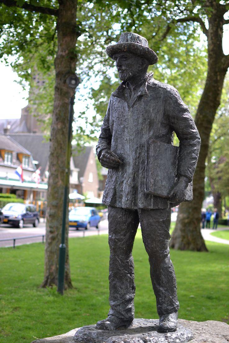Vincent van Gogh, Nuenen, Noord-Brabant.