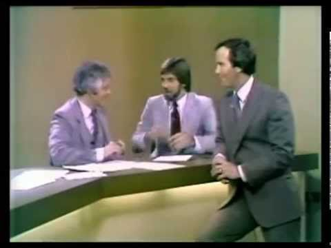 WKRC-TV 1979 with Nick Clooney, Fred Wymore, Walt Maher and Steve Deschler - YouTube