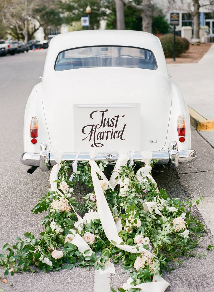 32 best The Getaway Car images on Pinterest | Wedding cars, Wedding ...