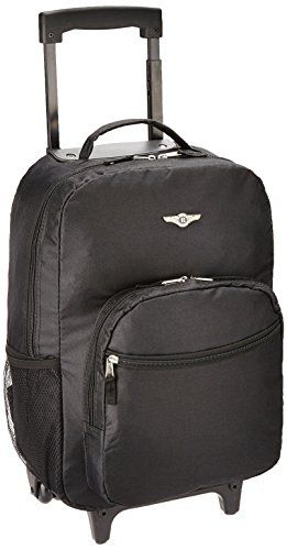 Rockland Luggage 17 Inch Rolling Backpack - http://handbags.kindle-free-books.com/rockland-luggage-17-inch-rolling-backpack/
