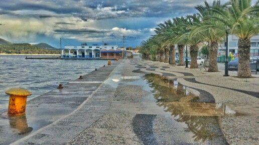 Argostoli Kefalonia Greece