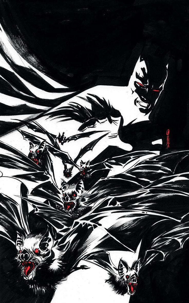 Batman: Streets of Gotham #12 by Dustin Nguyen