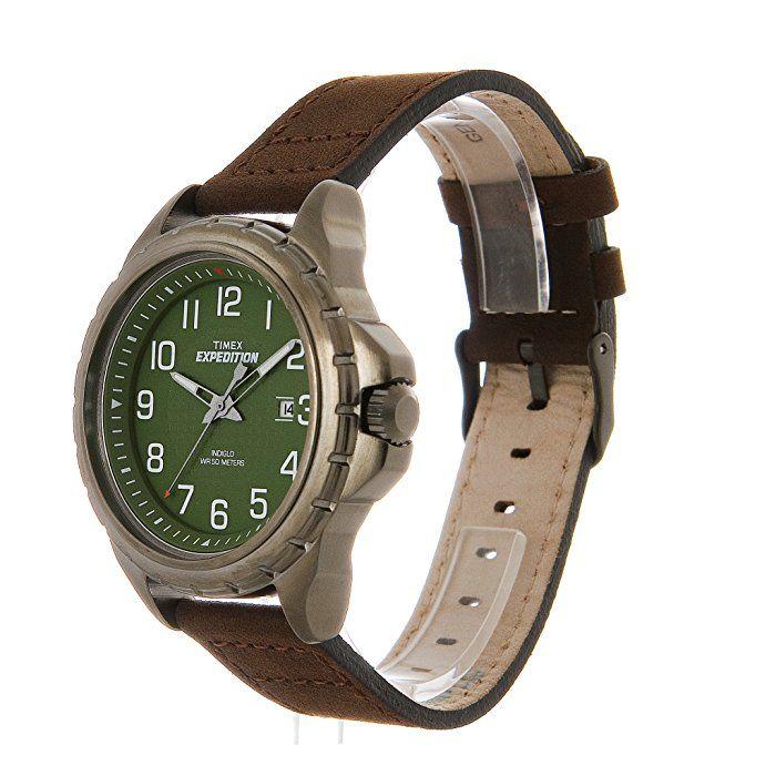 Com Timex T49946 Mens Green