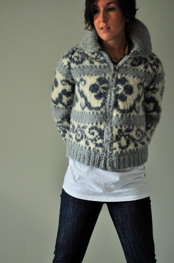 78+ ideas about Cowichan Sweater on Pinterest Knitting, Knitting patterns f...