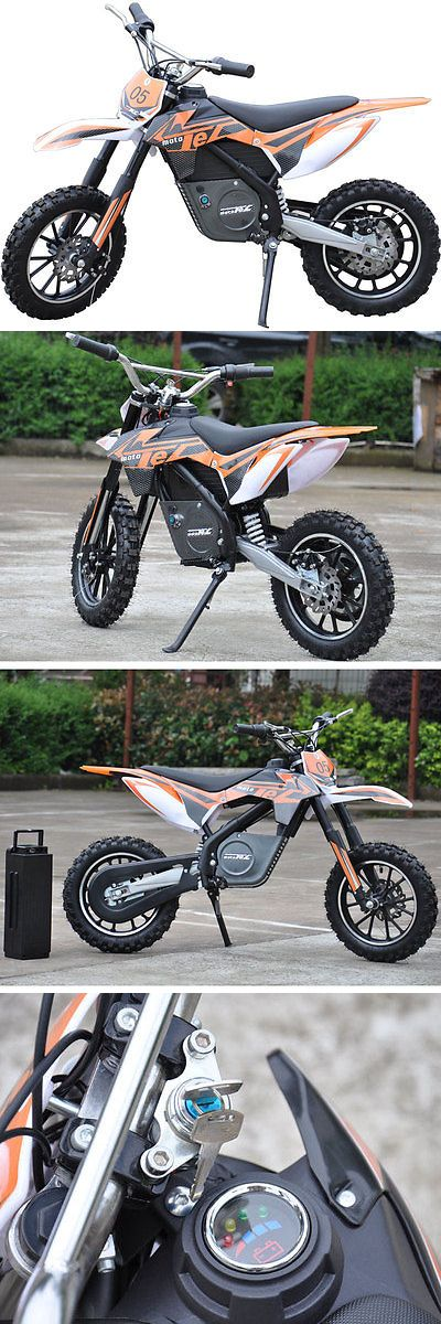 Ride On Toys and Accessories 145944: Mototec 24V Electric Dirt Bike 500W - Ride On - Battery Operated - Mt-Dirt-500 -> BUY IT NOW ONLY: $389 on eBay!