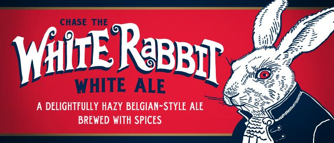White Rabbit White Ale Independence Brewing  Austin,TX