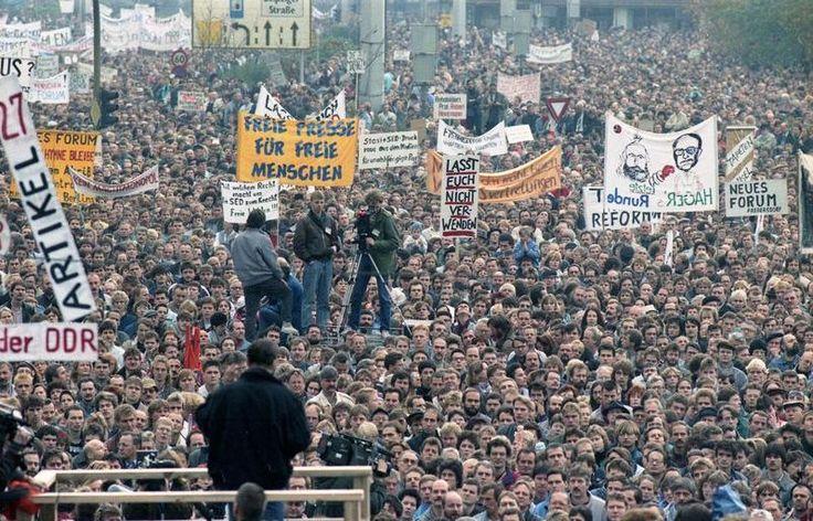 37 best 1989 protest slogans images on Pinterest | Leipzig, Dresden ...
