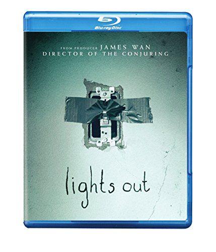 Lights Out (Blu-ray + Digital HD) WarnerBrothers