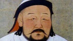 Genghis Khan   Legendary conguerer. His real name is Temujin.