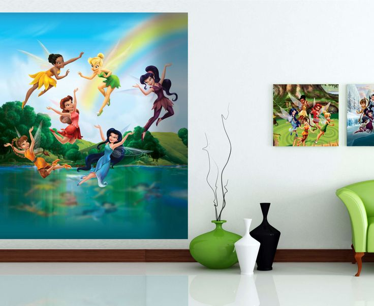 Disney Fairytale Wall Mural By WallandMore! Great For Girls Room. Itu0027s Time  To Turn Part 70