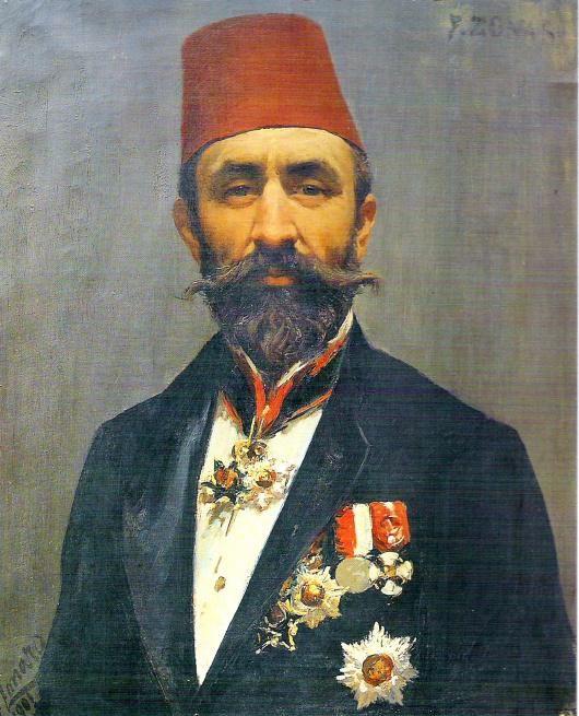 Fausto Zonaro - Otoportre