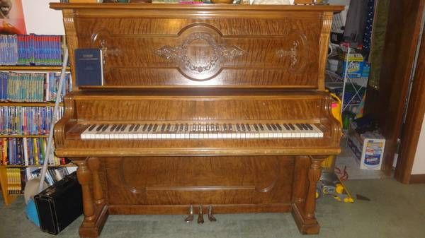 image 1 free old pianos pinterest pianos. Black Bedroom Furniture Sets. Home Design Ideas
