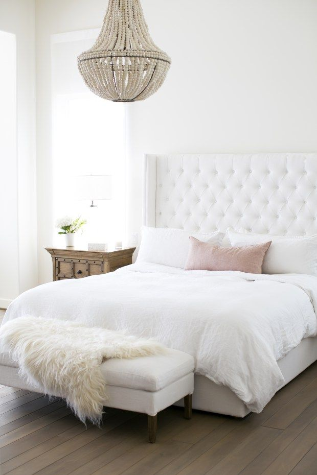 Restoration Hardware Bed Living RoomCondo