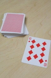 fun card math trick that requires lots of mental math