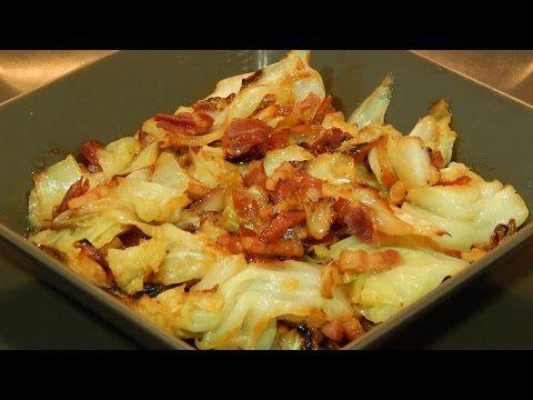 Delicioso Huevo con repollo - Recetas de cocina - RECETAS FÁCILES Y RÁPIDAS - YouTube