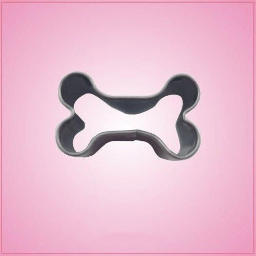 Looking for a cookie cutter that will help you make some dog gone cute treats? The Tiny Dog Bone Cookie Cutter is the bone-ified winner! At 1 inch in size, the stainless steel cookie cutter makes ador