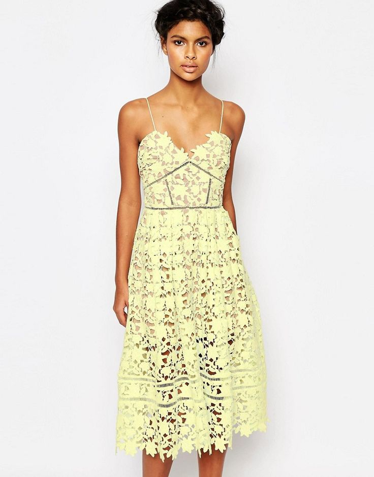 23 Gorgeous Wedding Guest Dresses For Spring Summer 2016