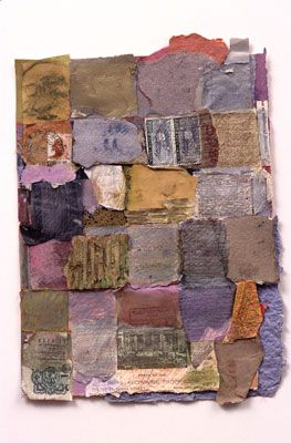 Mixed Media on Paper Archive   Sigrid Burton
